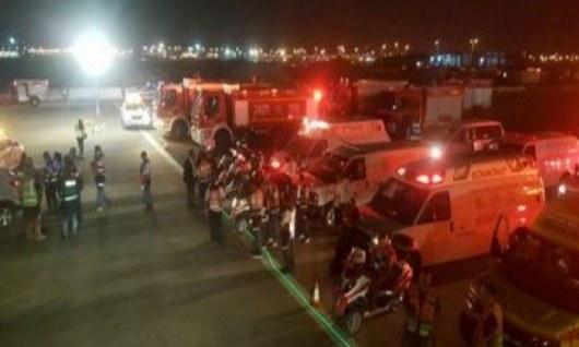 Самолет Тель-Авив-Киев запросил аварийную посадку вИзраиле